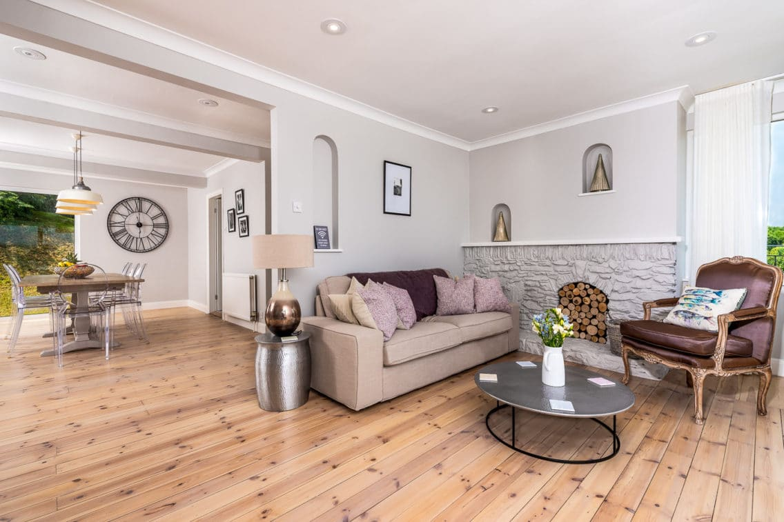 Salcombe Holiday Let - Property Photography