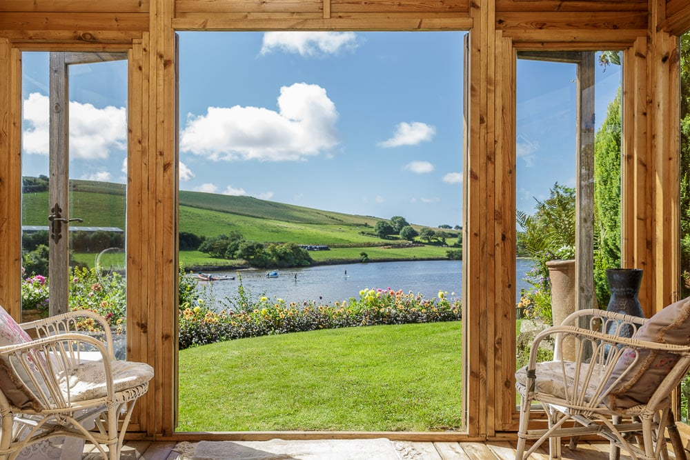 Summer house - Views of Frogmore Creek